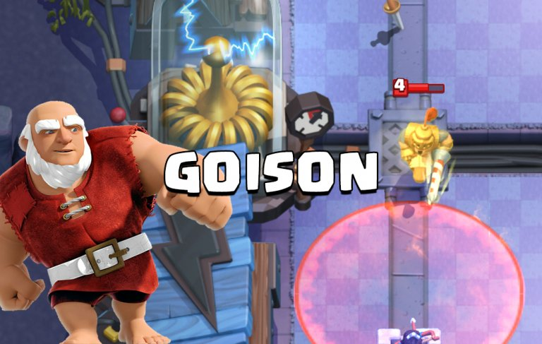The Legendary Goison Is Finally Back!