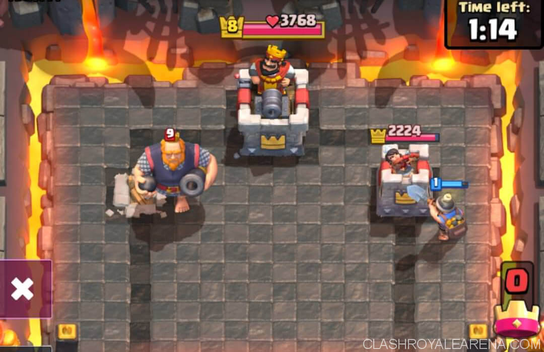 miner 2nd tower