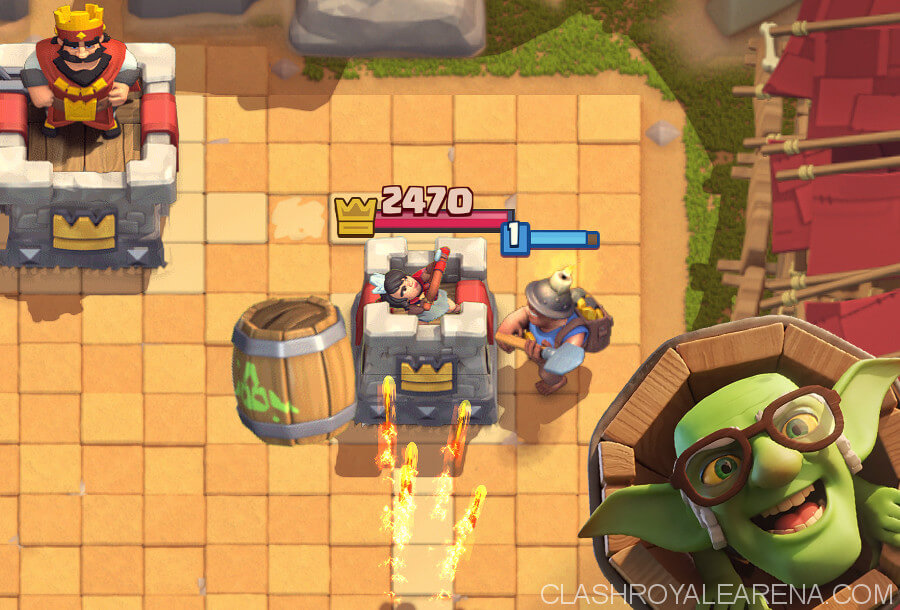 miner goblin barrel