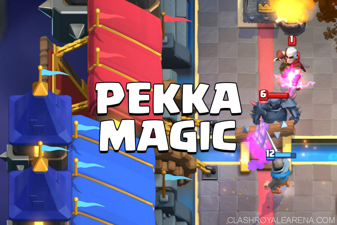 pekka magic