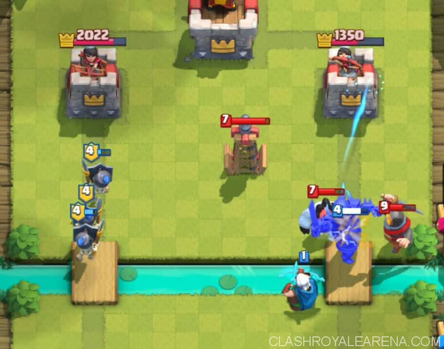 using magic archer 3