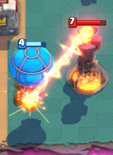 inferno tower