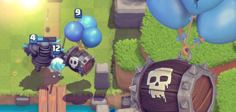 pekka skeleton barrel