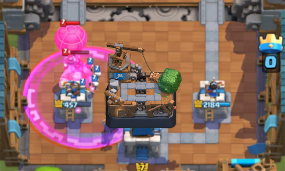 Clash Royale Arena 6 Decks