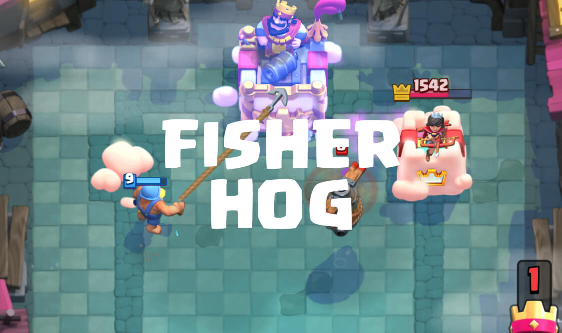 fisherman hog deck