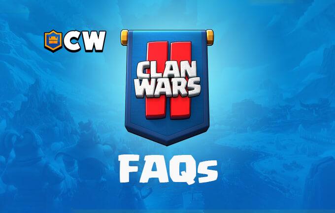 CW2 faqs