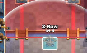 Middle Xbow Placement