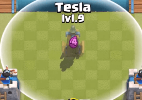 Tesla Classic Placement