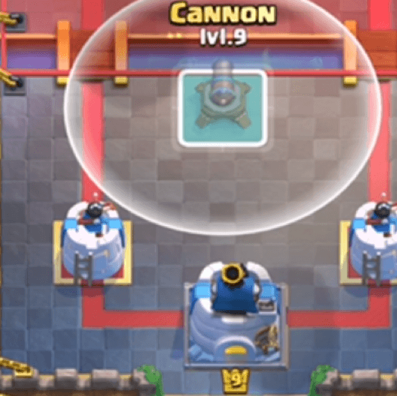 cannon placement 4