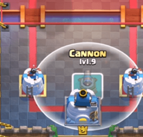 cannon placement 6