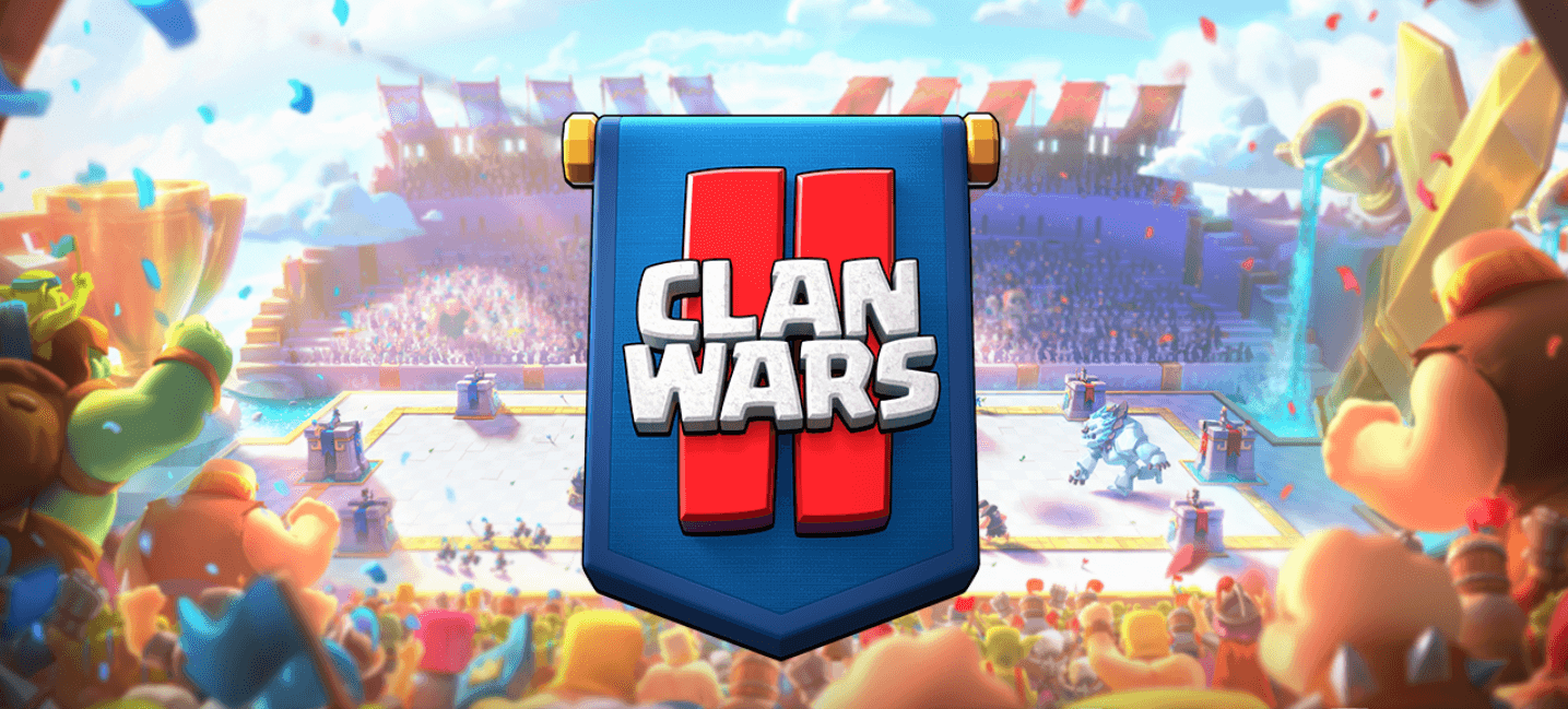 clash royale clan wars 2