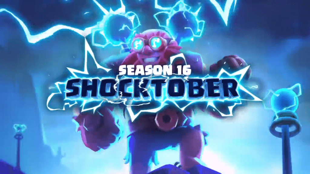season 16 shocktober