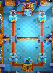 Clash Royale Season 17 Arena