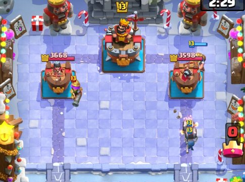 Miner Wall Breakers Fast Cycle Deck