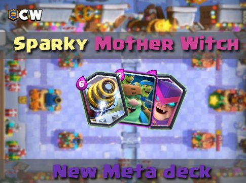 Sparky Mother Witch Deck | New Meta